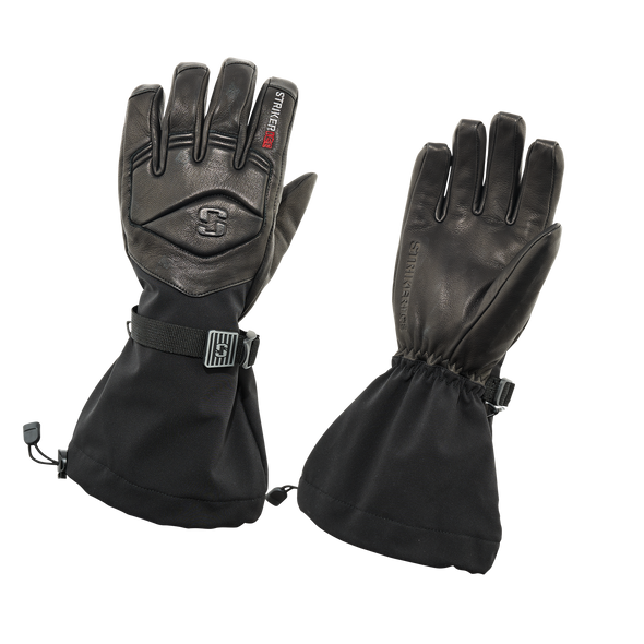 Striker Ice - SI Combat Leather Gloves