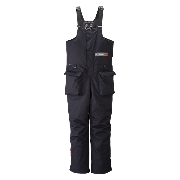 Striker Ice - Men's Trekker Bibs - Black