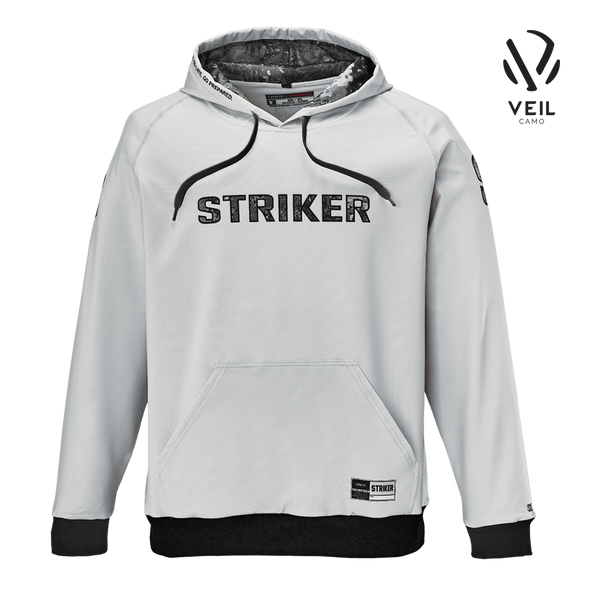 Striker Ice - Men's Fanatic Hoody - Gray Veil Stryk