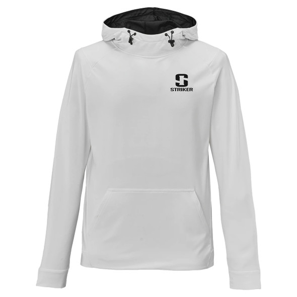 Striker Ice - Men's Fusion Hoody - White