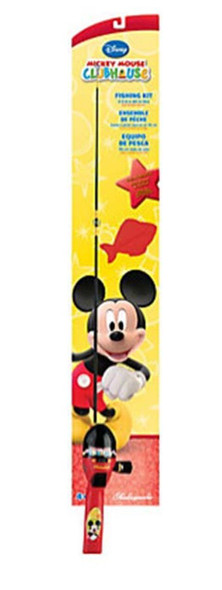 Shakespeare Disney® Mickey Kids Fishing Combo Kit