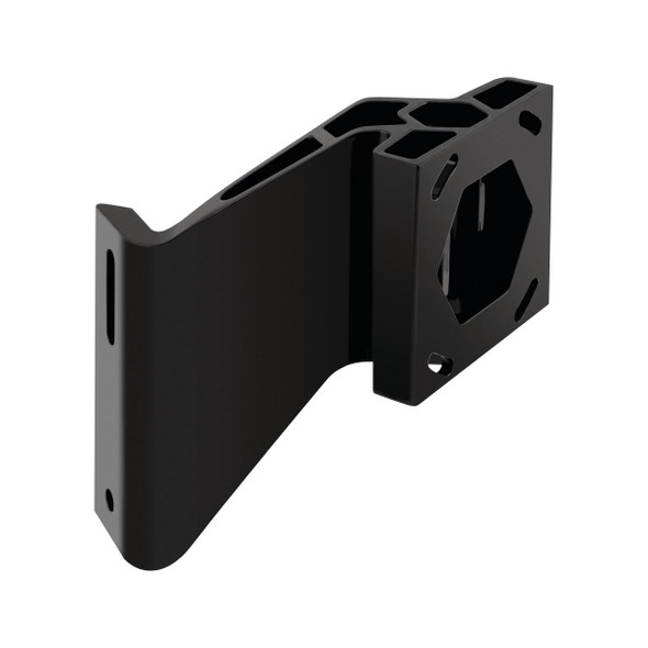 "Minn Kota 4"""" Black Starboard Jack Plate Bracket For Raptor"