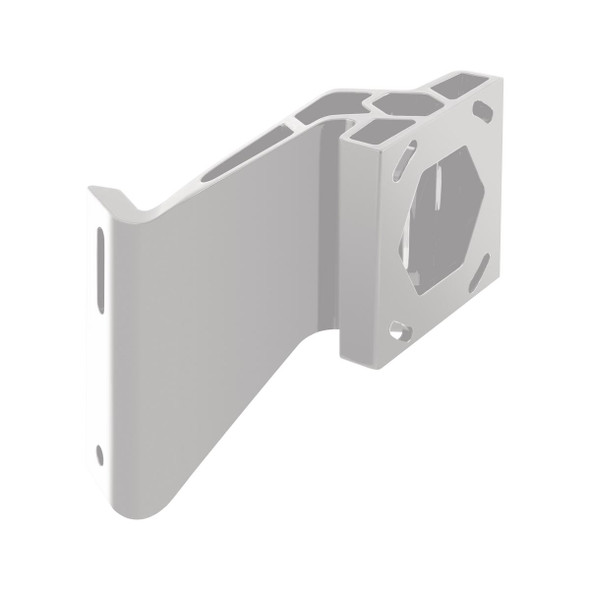 "Minn Kota 4"""" White Starboard Jack Plate Bracket For Raptor"