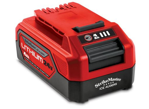 "StrikeMaster 8"" Lithium 24V Ice Auger"