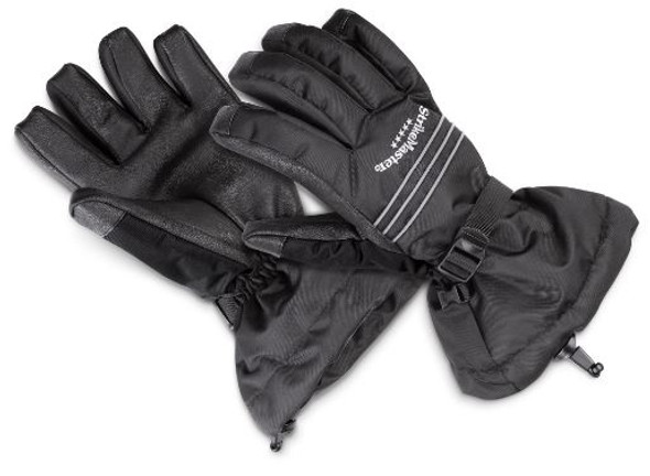 StrikeMaster Black Heavyweight Gloves
