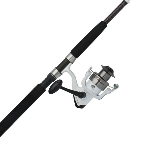 """Shakespeare Ugly Stik USSPCAT702MH/50CBO Catfish Spinning Combo - 7"""" MH"""