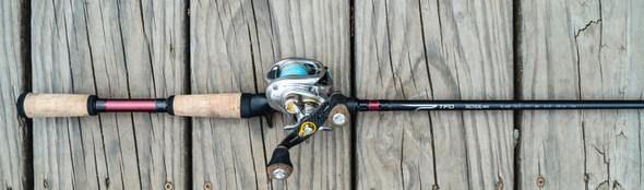 Temple Fork Outfitters - Tactical Bass Spinning Rods