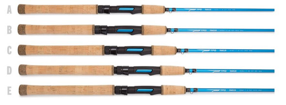 Temple Fork Outfitters - Traveler Spinning Rods