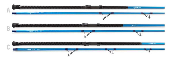 Temple Fork Outfitters - GIS Surf Series Spinning Rods