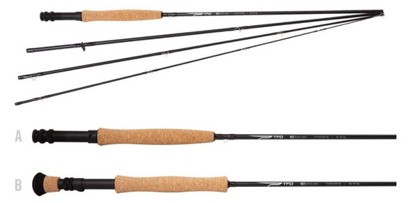 Temple Fork Outfitters - 4-Piece NXT Black Label Fly Rods & Kits