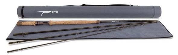 Temple Fork Outfitters - 4-Piece Axiom II Switch 2 Handed Fly Rods