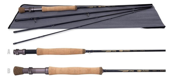 Temple Fork Outfitters - Clouser Series 4-Piece Fly Rods