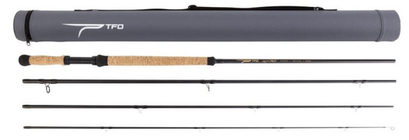 Temple Fork Outfitters - Pro II Series 4-Piece Two Handed Fly Rods