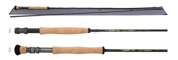 Temple Fork Outfitters - Signature II 2-Piece Fly Rods