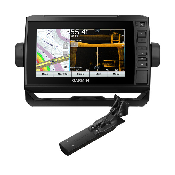Garmin ECHOMAP™ UHD 73sv with GT56UHD-TM Transducer