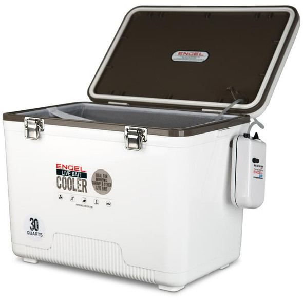 ENGEL 30QT LIVE BAIT DRY BOX/COOLER