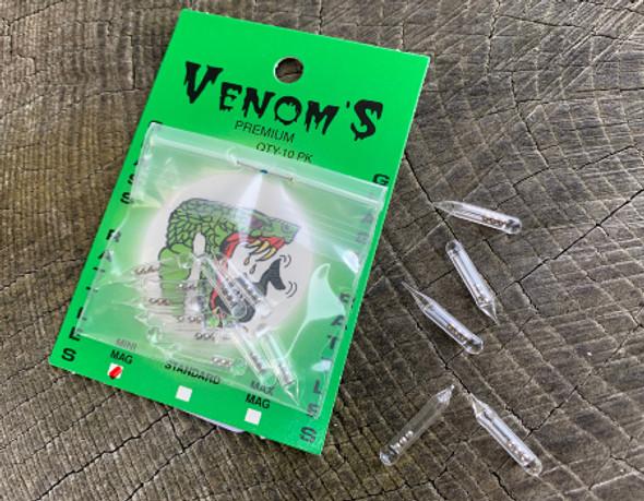Venom Lures Mini Mag 3mm Glass Rattle
