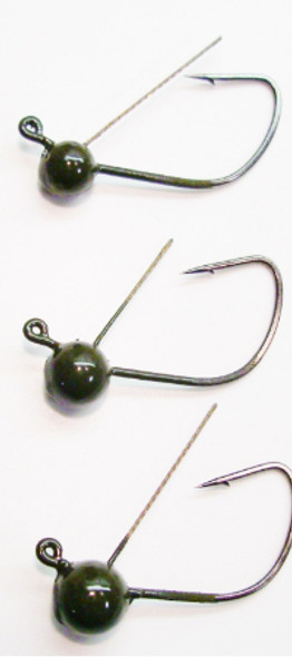 Venom Lures Weedless & Non-Weedless Wacky Rig - #2 Hook