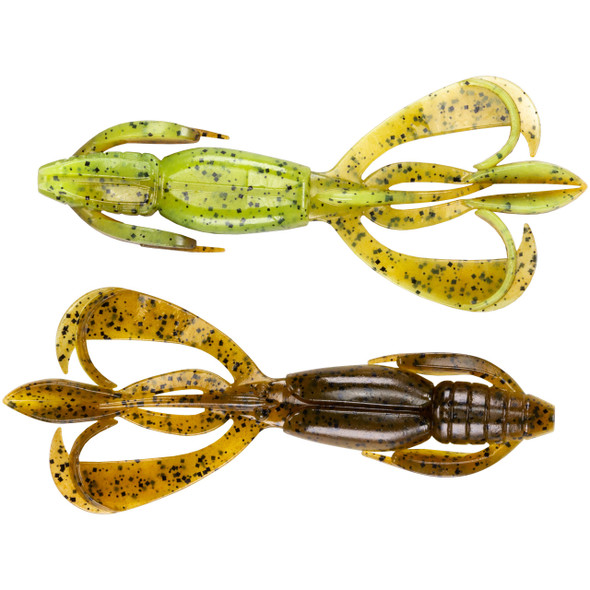 "Keitech 4.4"" Crazy Flapper Soft Baits"