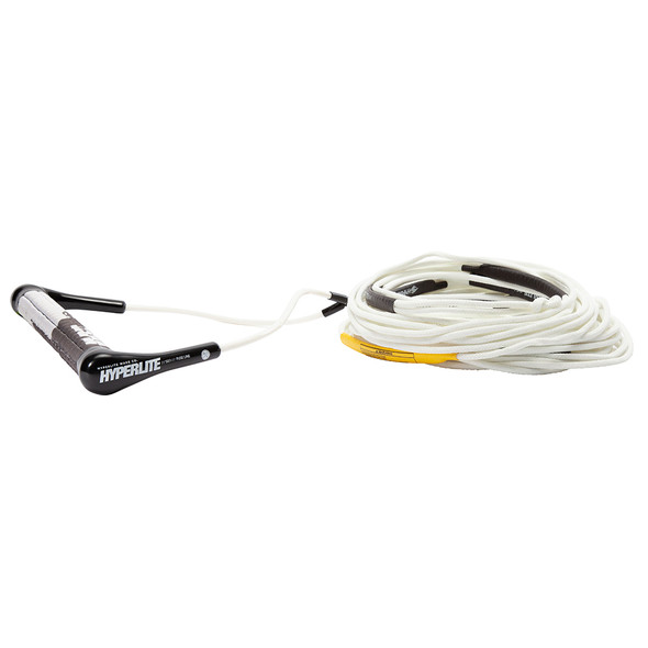 Hyperlite SG Handle w/Fuse Line - White