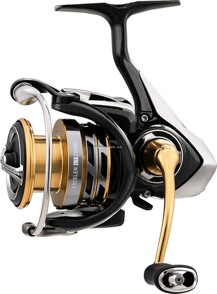 Daiwa EXLT2500D-XH Exceler LT Light & Tough Spinning Reel