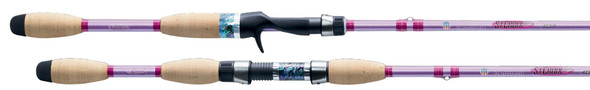 St Croix Avid Pearl Spinning & Casting Rods