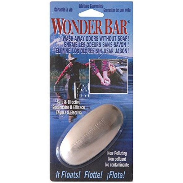 Wonder Bar - Stainless Steel Odor Removing Bar