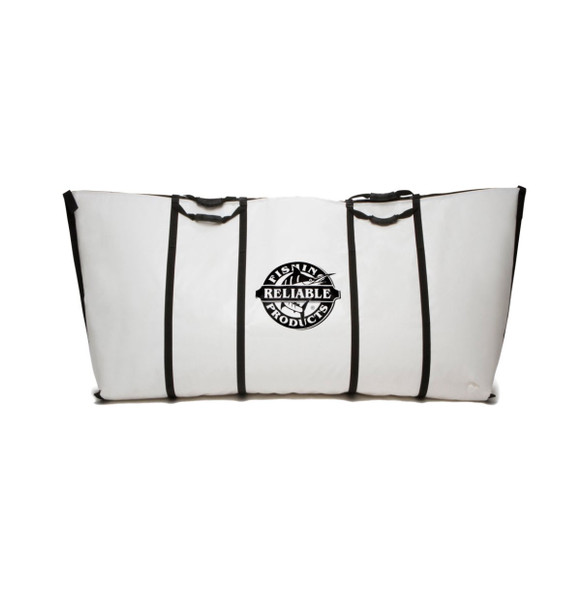 """Reliable Fishing Products 42"""" X 90"""" Insulated Kill Bag, Cow Tuna Edition"""