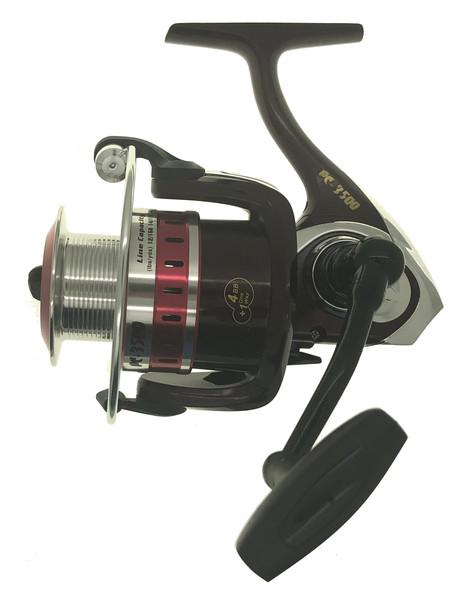 American Premier Versatile Spin Reels - PC3500