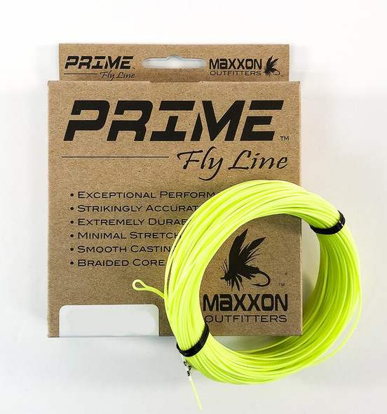 Maxxon Standard Prime Fresh Fly Line - 6WT