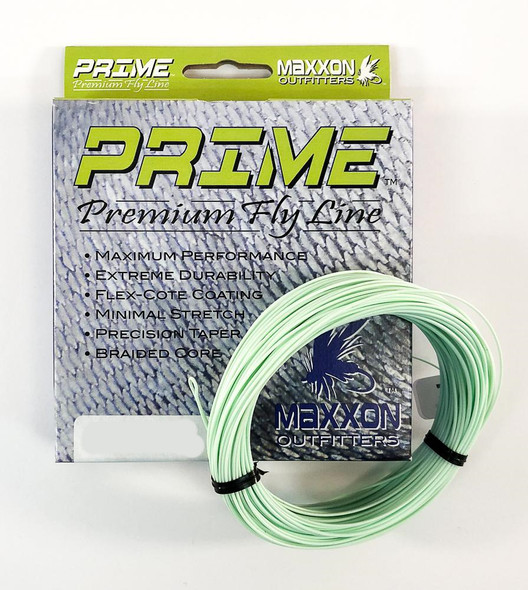 Maxxon Prime Premium Fresh Fly Line - 6WT