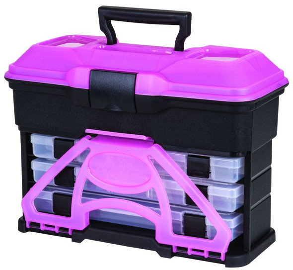 Flambeau Mini Frontloader Blue Hard Tackle Box