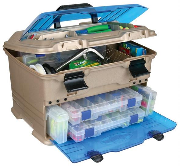 Flambeau T5 Multiloader - Blue Hard Tackle Box