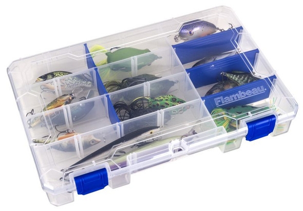 Flambeau 20 Compartments -Half Bulk (includes 12 short and 3 long Zerust dividers) Tuff Tainer
