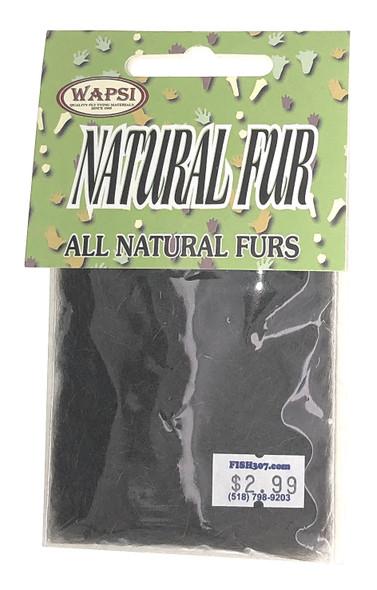 Wapsi All Natural Fur - Dark Hares Mask