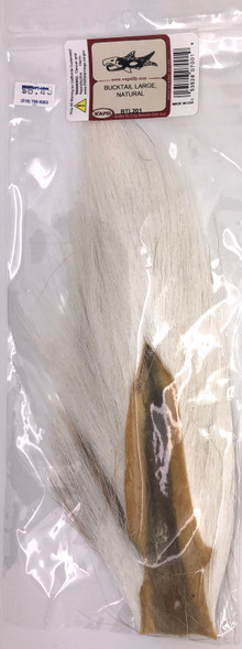 Wapsi Large Bucktail - Natural
