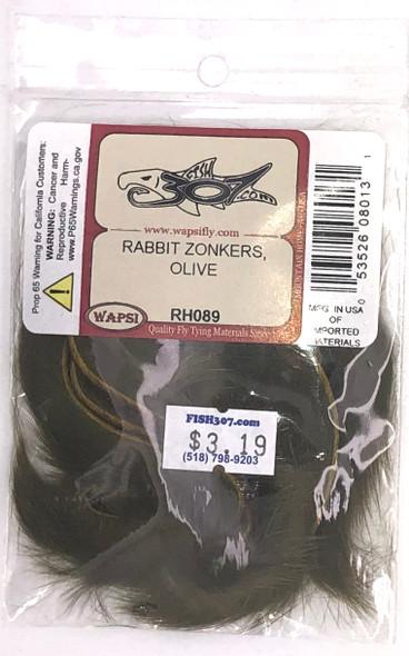Wapsi Rabbit Zonkers - Olive
