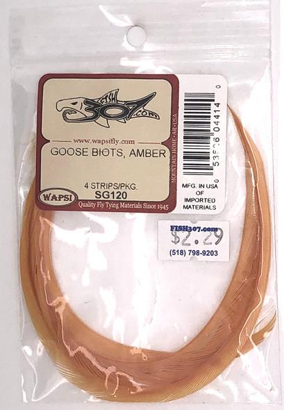 Wapsi Goose Biots - Amber