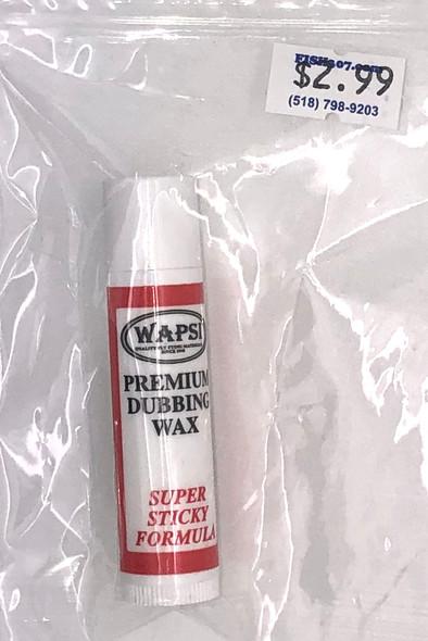 Wapsi Dubbing Wax Small Tube Super Sticky