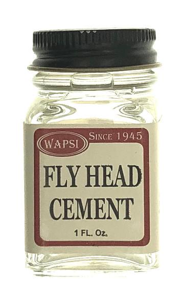 Wapsi Fly Head Cement - No Brush