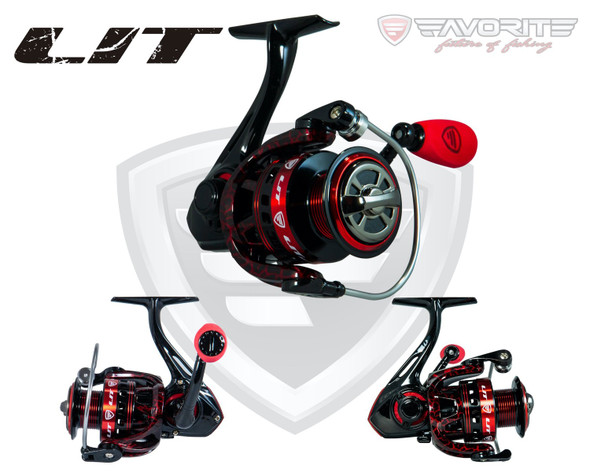 Favorite - LIT Spinning Reel