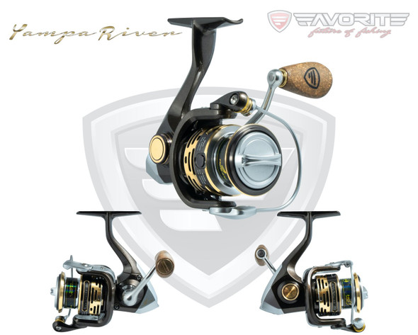 Favorite - Yampa River Spinning Reel