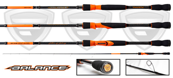 Favorite - Balance Spinning Rod