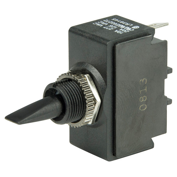 BEP SPDT Toggle Switch - (ON)/OFF/(ON)