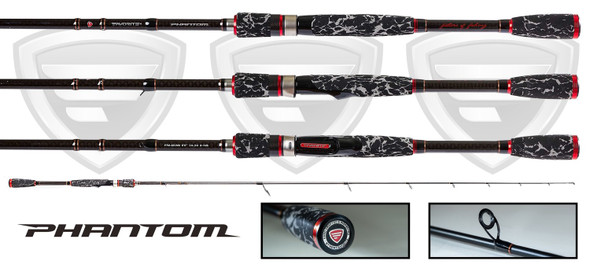 Favorite - Phantom Spinning Rod - PTM-721MH