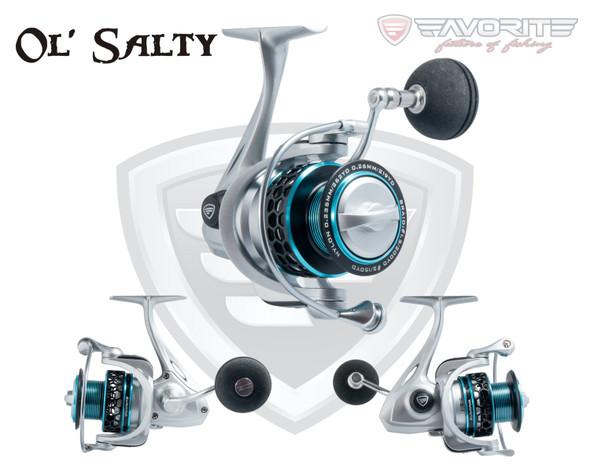 Favorite - Ol' Salty Spinning Reel - OLS5000