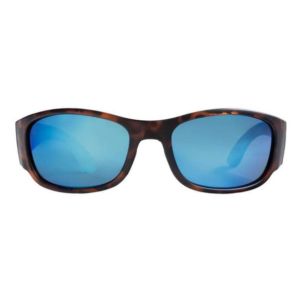 Rheos Sunglasses - Bahias - Nylon Optics-Tortoise | Marine