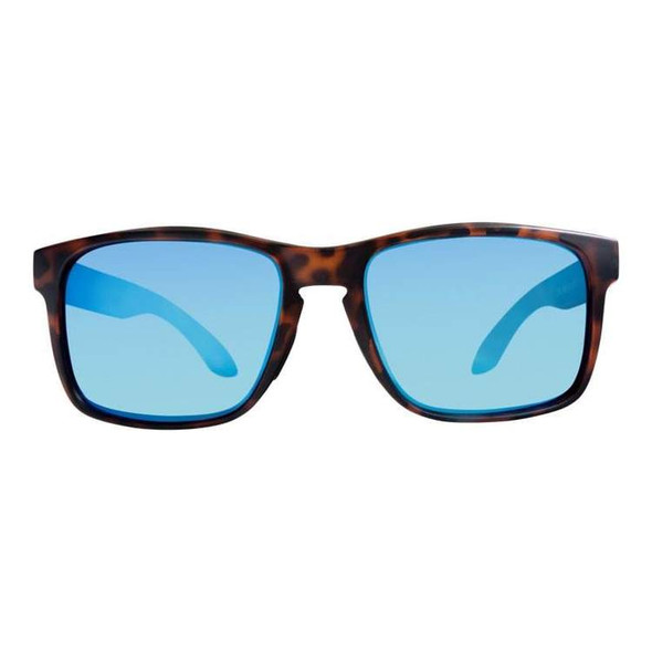 Rheos Sunglasses - Coopers - Nylon Optics-Tortoise | Marine