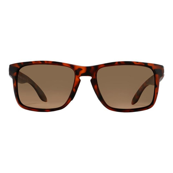 Rheos Sunglasses - Coopers - Nylon Optics-Tortoise | Amber