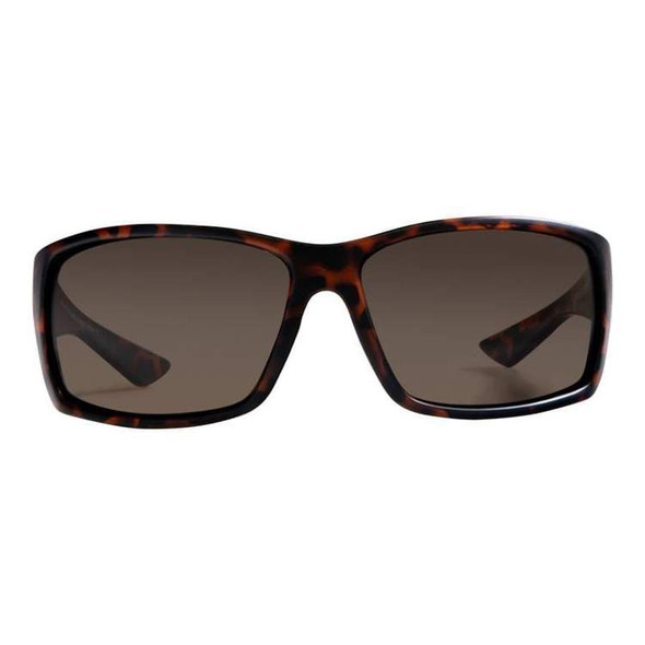 Rheos Sunglasses - Eddies - Nylon Optics-Tortoise | Amber